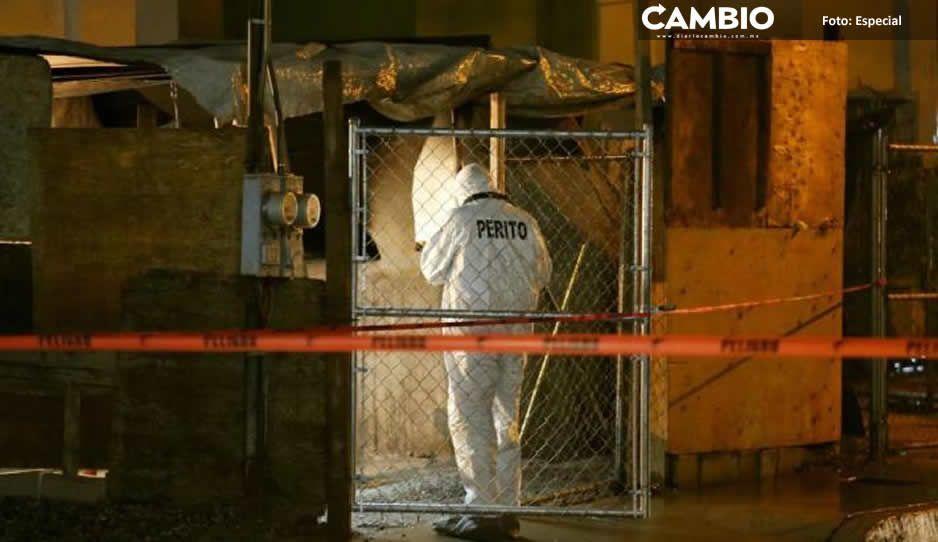 Matan de navajazo a niño de 10 años en Ángeles de Puebla en Mexicali