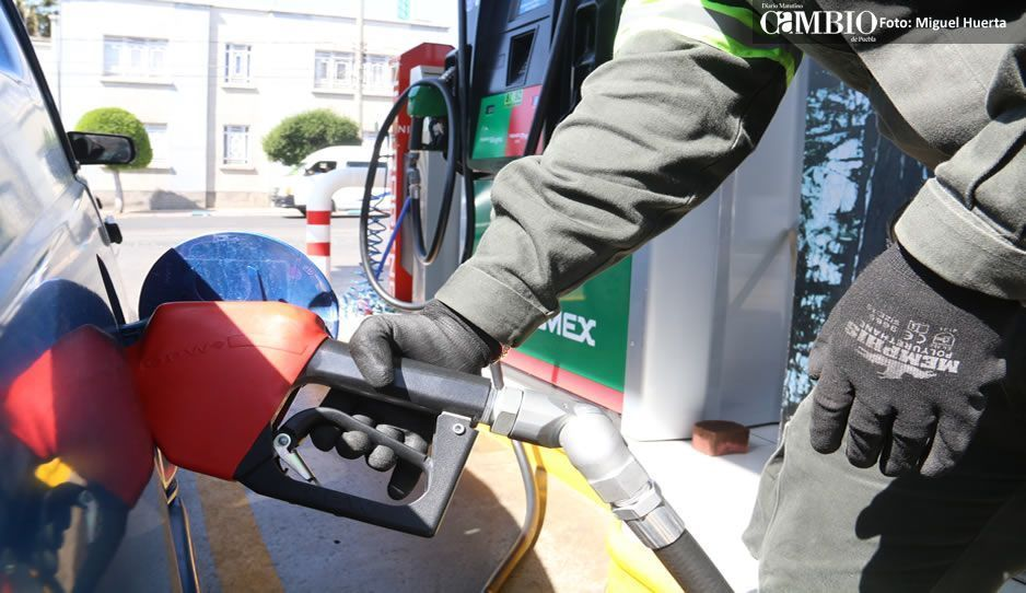 Gasolina Premium está cerca de romper la barrera de los 22 pesos