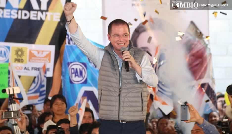 PAN en San Pedro confirma visita de Ricardo Anaya el próximo miércoles