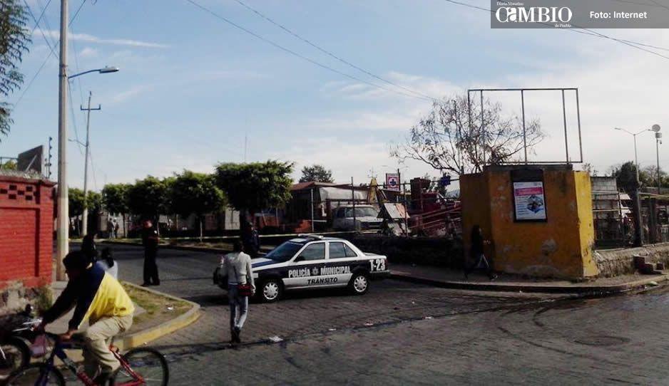 De tres balazos asesinan a joven en San Isidro Huilotepec
