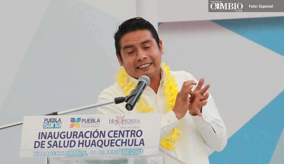 Edil de Huaquechula sigue promocionado su Informe a pesar de haber vencido el plazo