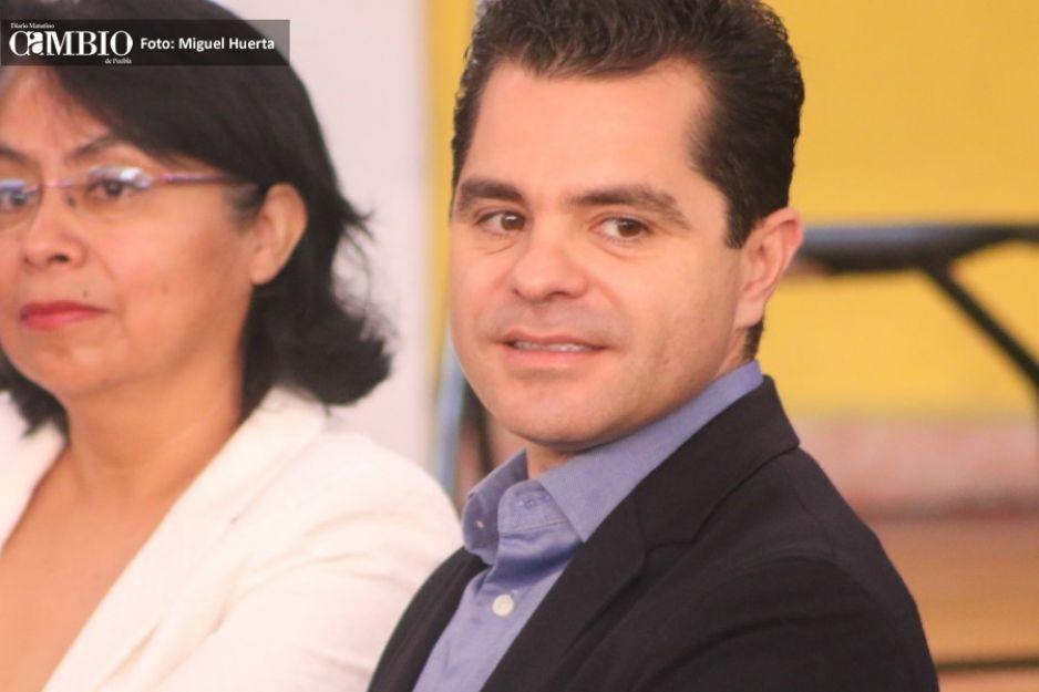 Marcelo García presenta en el Congreso iniciativa para prevenir y eliminar la discriminación