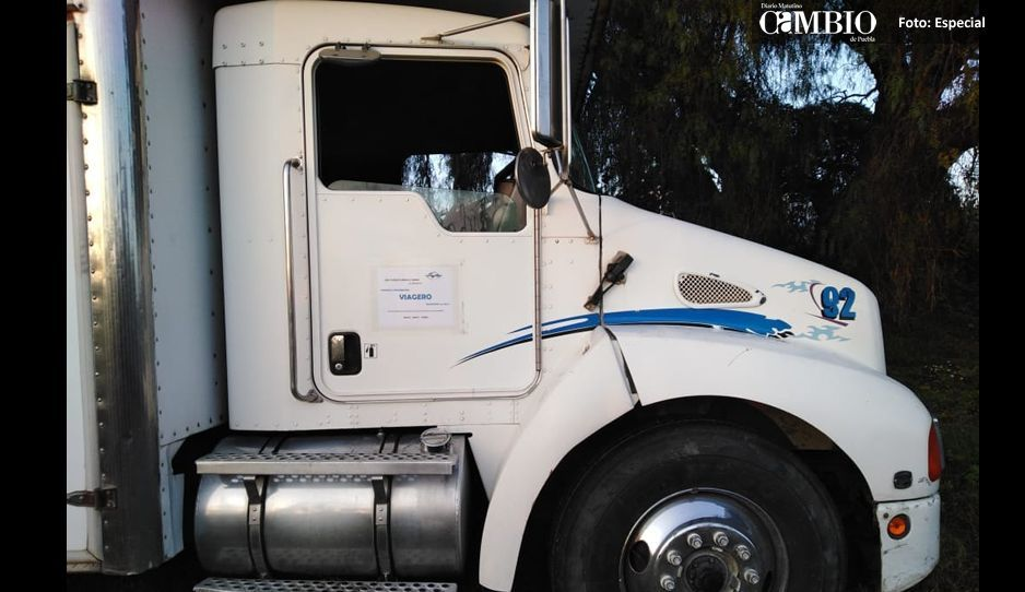 Policías municipales y estatales se enfrentan con ladrones en Teotlaltzingo