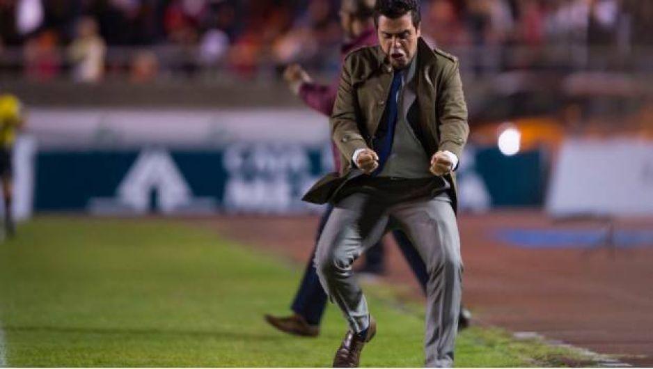 Micheal Leaños es nuevo entrenador del Necaxa