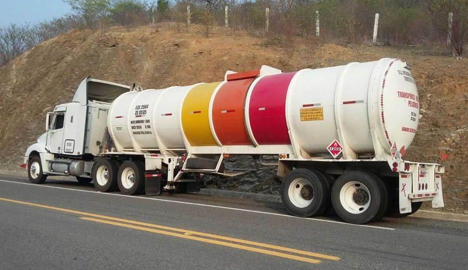 Atracos a pipas de combustible dejan 15 mdp en pérdidas semanales