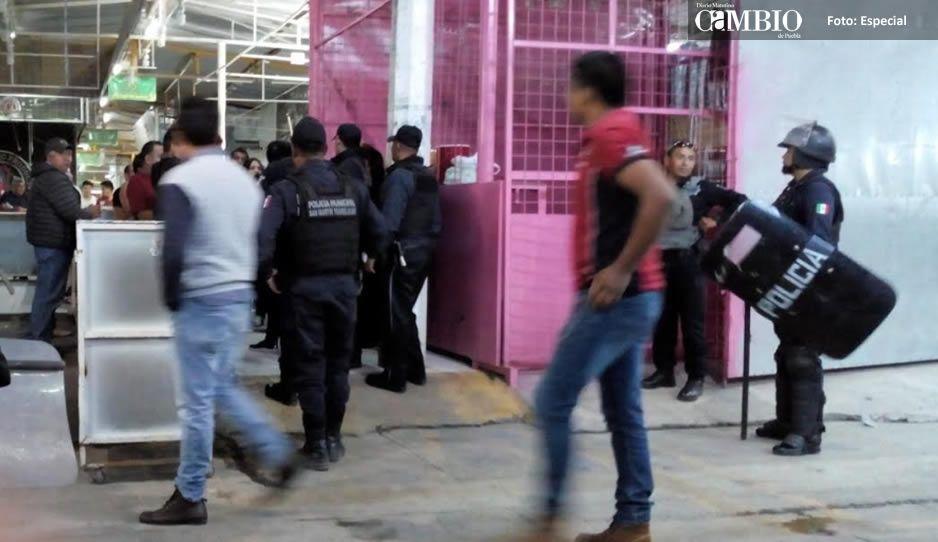 Agremiados temen conflictos en martes de tianguis en Texmelucan