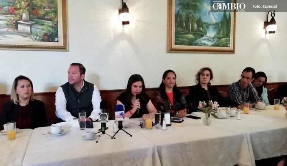 Norma Layon promete que el gobierno de Texmelucan será austero y de mayor seguridad