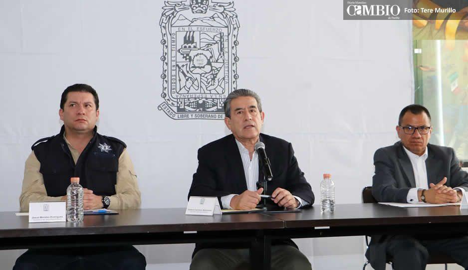 Ciudad Serdán, el tercer municipio intervenido para recuperar seguridad