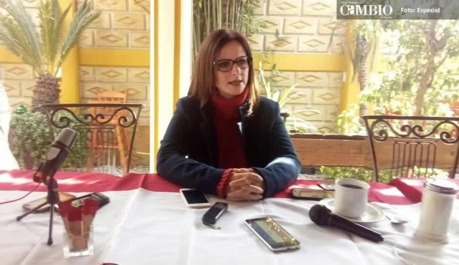 Nancy de la Sierra pide verificar perfiles para poner candidatos del PT