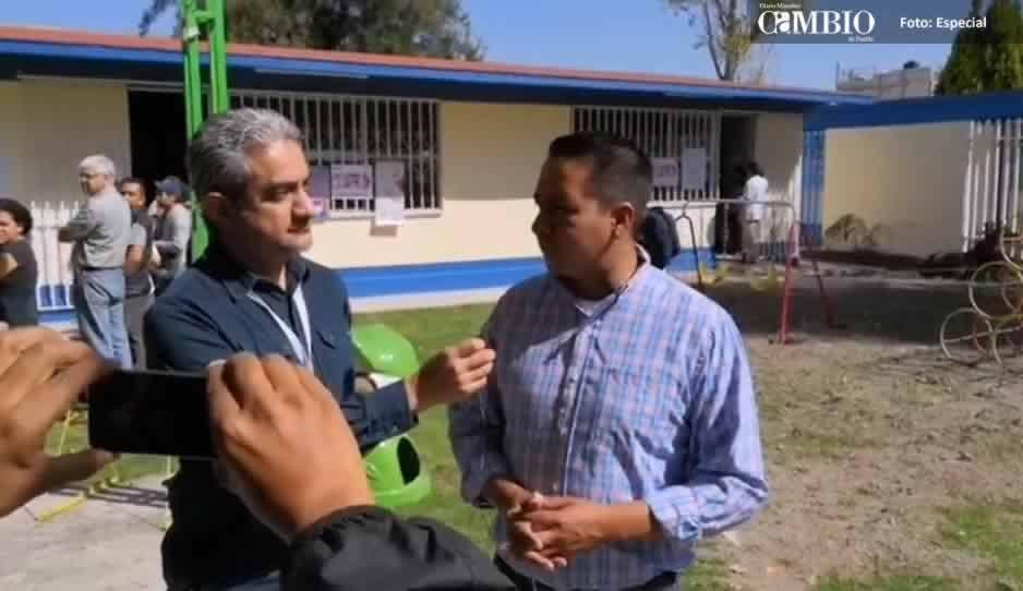 Mundo Tlatehui confía en que la jornada electoral continúe de manera pacífica en San Andrés