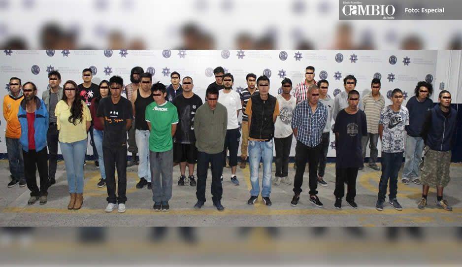PGR confirma la liberación de 24 de 27 detenidos en San Bartolo.