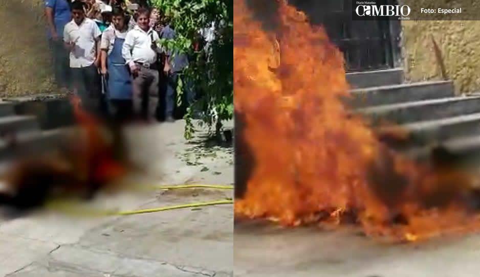 Linchamiento fue por negligencia del Ayuntamiento de Acatlán