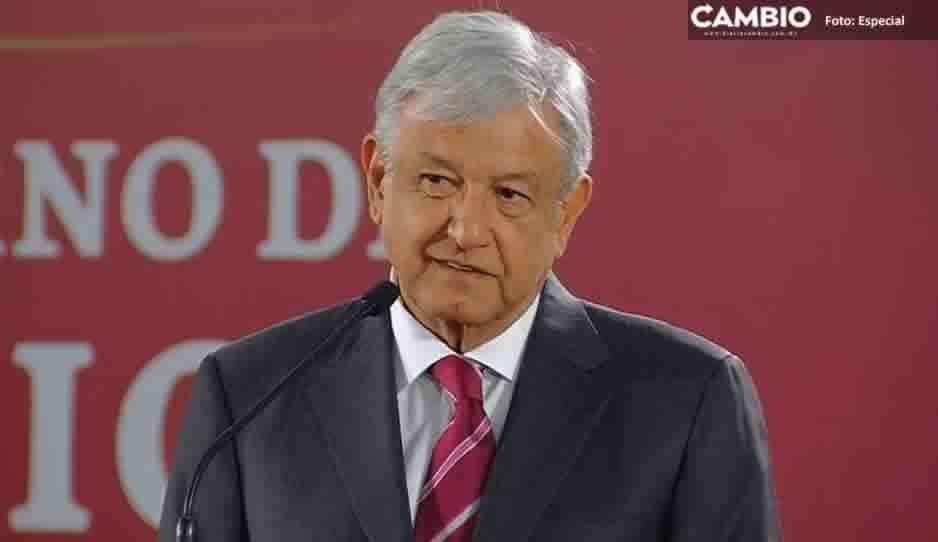 Murieron la gobernadora Martha Erika, su esposo el senador Moreno Valle, dos pilotos y un acompañante, reitera López Obrador