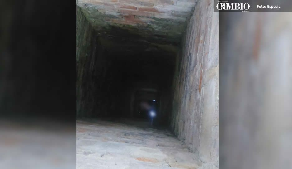 Muere sujeto al caer a un pozo en Huejotzingo
