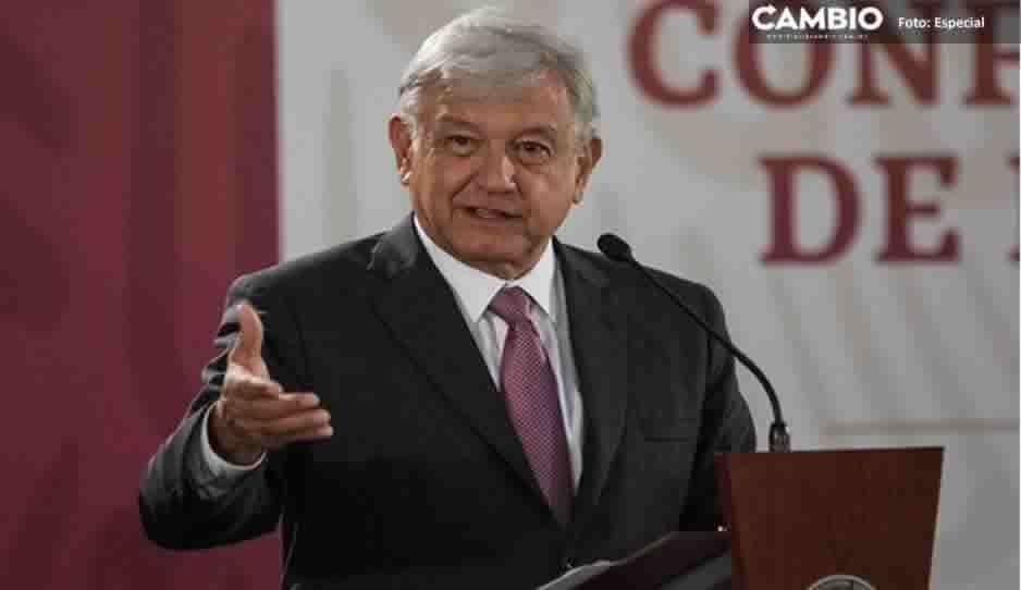 Incrementará AMLO participaciones a estados, incluye Puebla