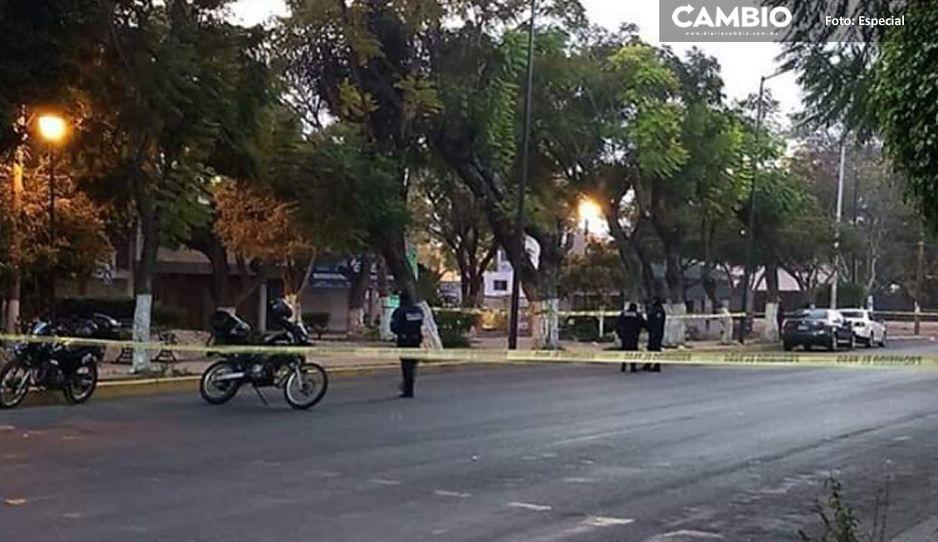 Muere delincuente herido en la balacera de Tehuacán