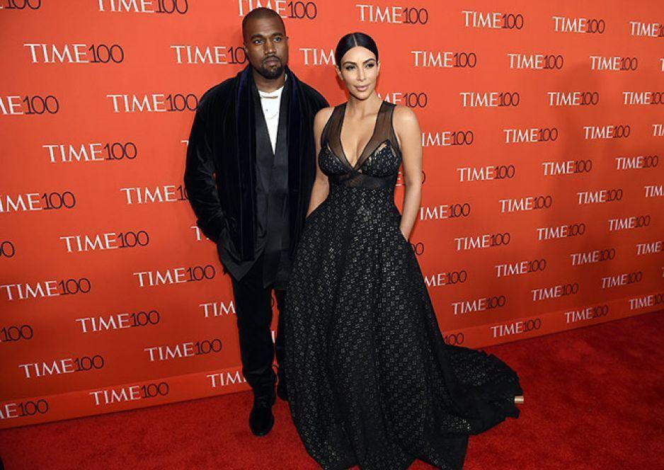 FOTOS: Kim Kardashian enseñó de más en una alfombra roja
