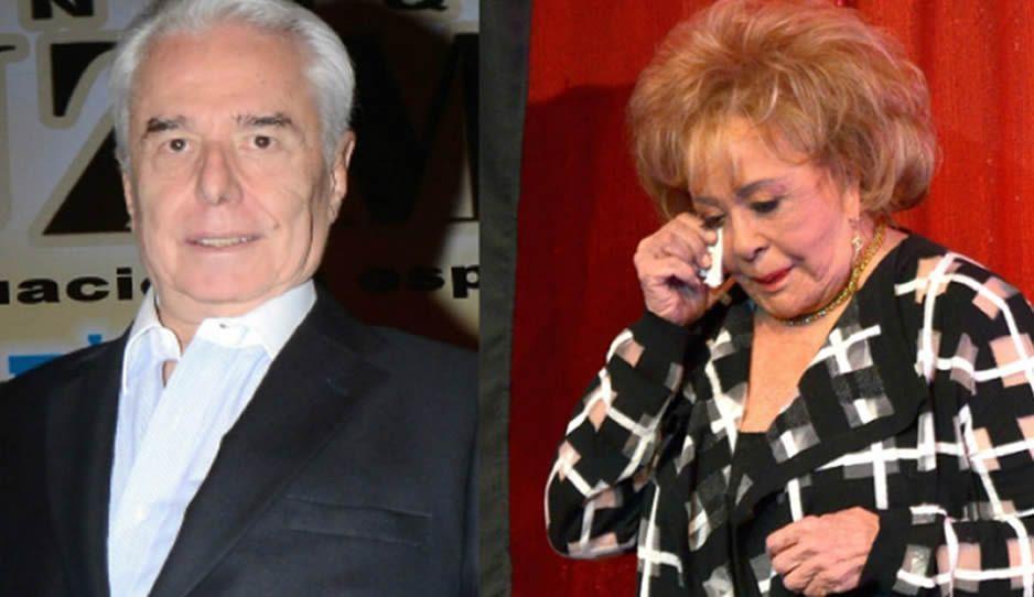 Enrique Guzmán dice que golpes a Silvia Pinal ¡los merecía!