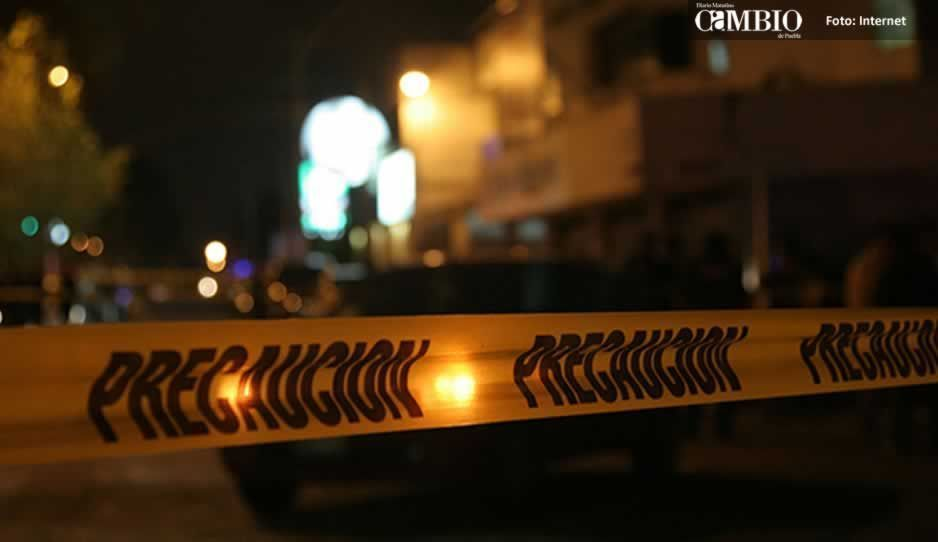 Asesinan a propietario de vivienda tras asalto en San Pedro Cholula