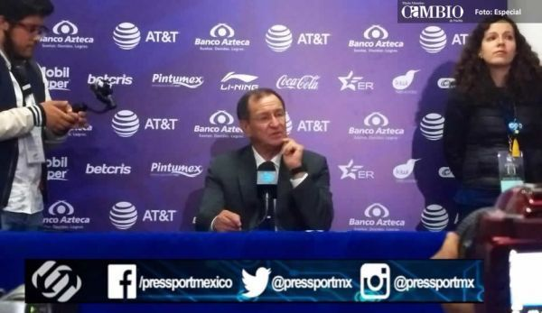 It is a very important victory, Toluca is a great rival: Enrique Meza