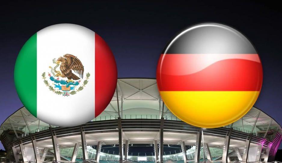 Osorio destaca a sus jugadores tras el triunfo ante Alemania
