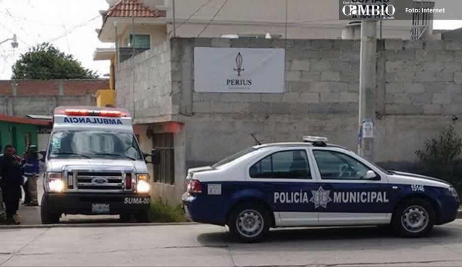Municipales lo detienen por lesionar a un hombre en Texmelucan, pero es liberado por falta de denuncia