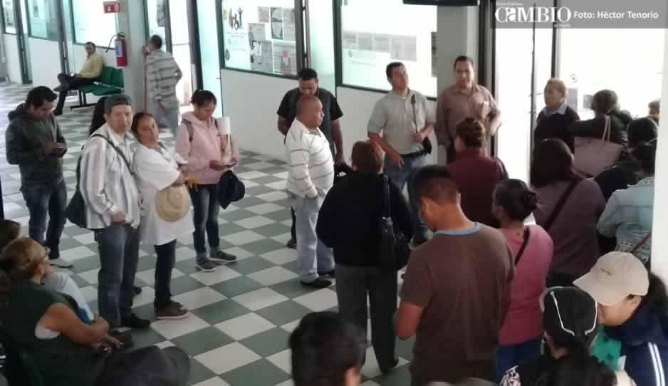 Rafael Núñez sigue sin dar la cara a los familiares: se escuda con el secretario General