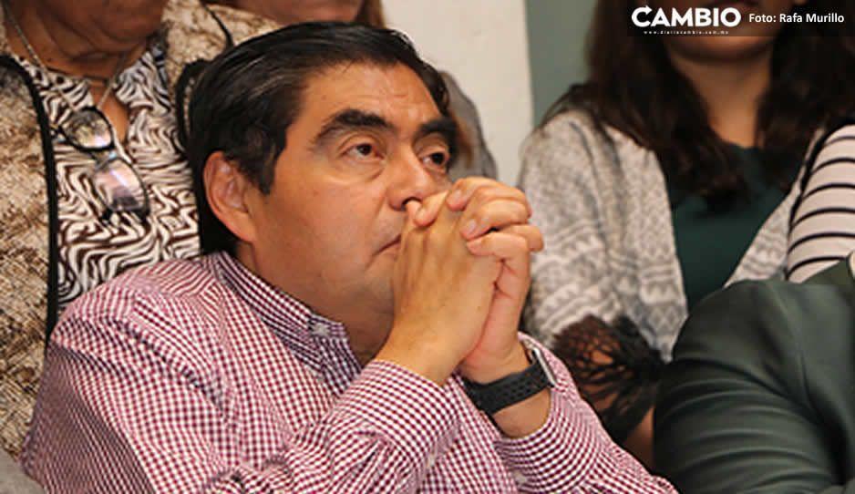 Barbosa el que dijo magnicidio, dice que los panistas se quieren aprovechar de la tragedia