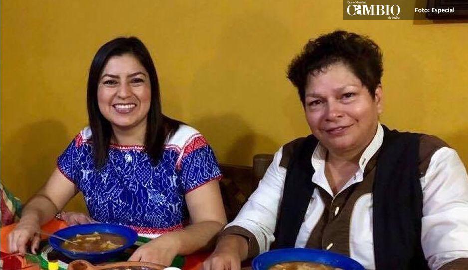 Mamá de Claudia Rivera se perfila para ocupar secretaría de Organización en Morena