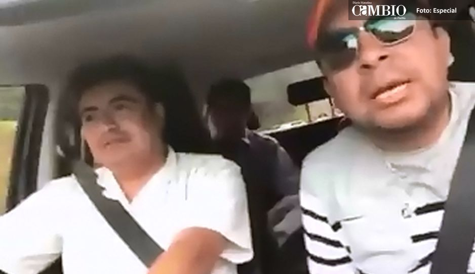 Presidente de Cuautlancingo  se cree reportero