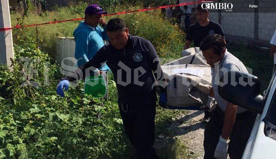 Encuentran cuerpo de un hombre en el interior de un pozo en Chietla