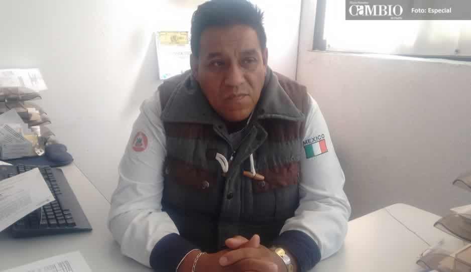 Autoridades de Texmelucan buscan apoyo del gobierno estatal para limpieza del río Acotzala