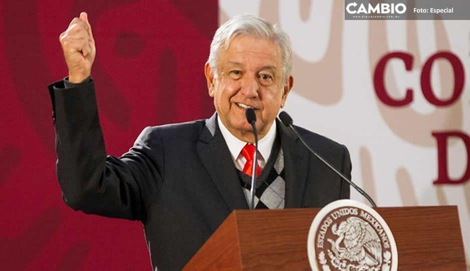 AMLO agenda viaje a Puebla, pero sólo se quedará a dormir para continuar su agenda hacia Morelos