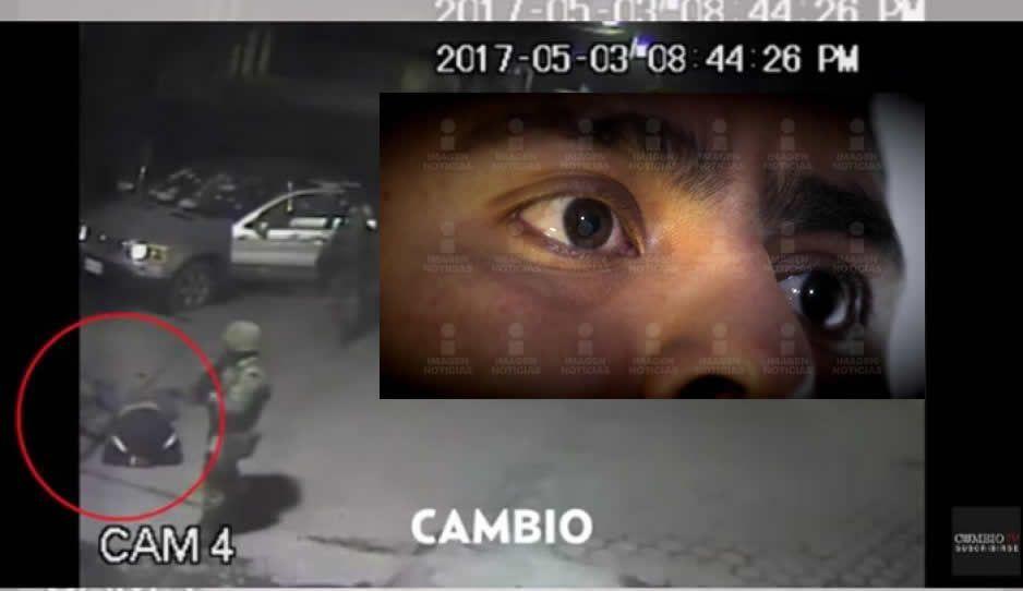 CNDH sí confirmó la ejecución en Palmarito, pero un juez absuelve al Sargento José N