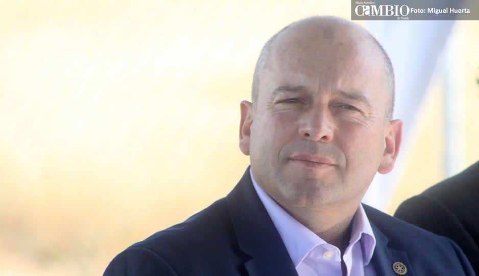 Galeazzi pedirá apoyo federal para combatir la delincuencia en Atlixco