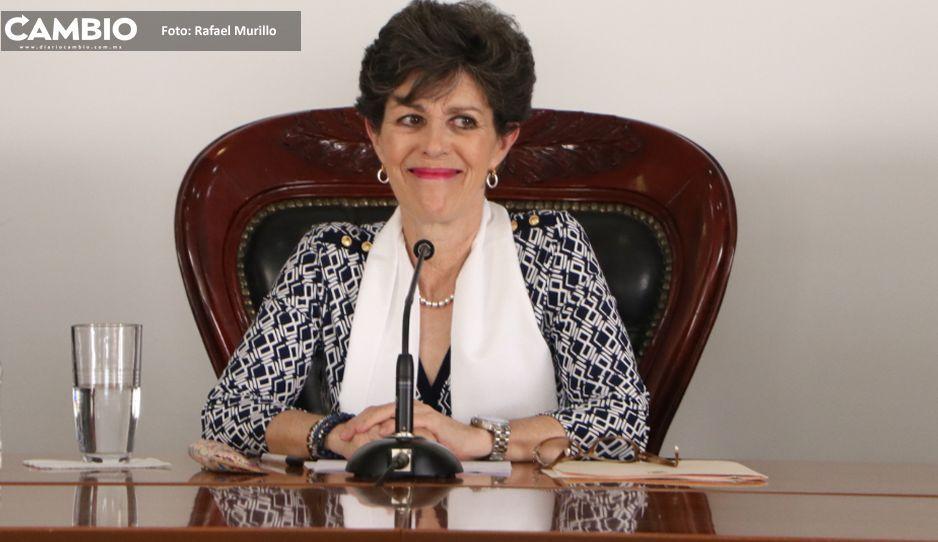 Presidenta del TEPJF confía terminar periodo pese a críticas por caso Puebla