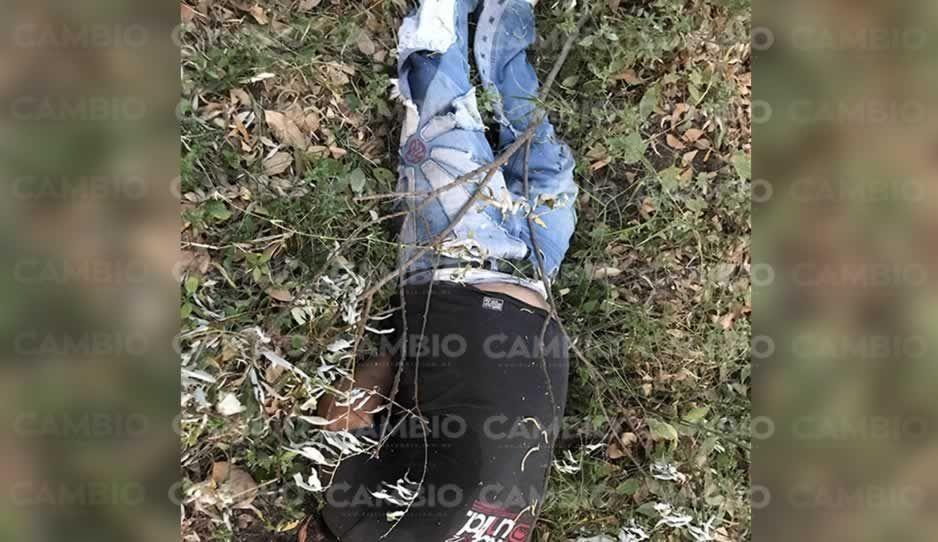 Ejecutan a un hombre en Atlixco; lo encontraron maniatado y con huellas de tortura