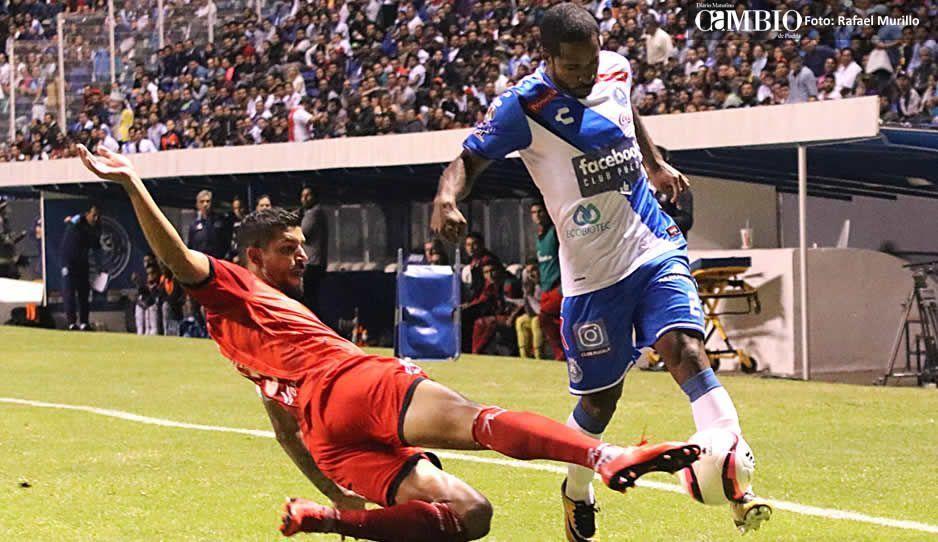 Lobos BUAP se va de la Liga MX con derrota