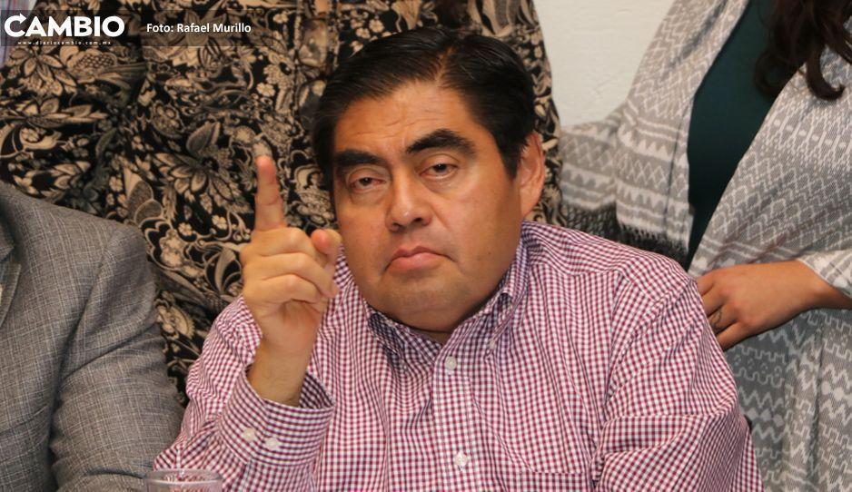 Otra vez Barbosa conspira en  reunión secreta para candidatearse