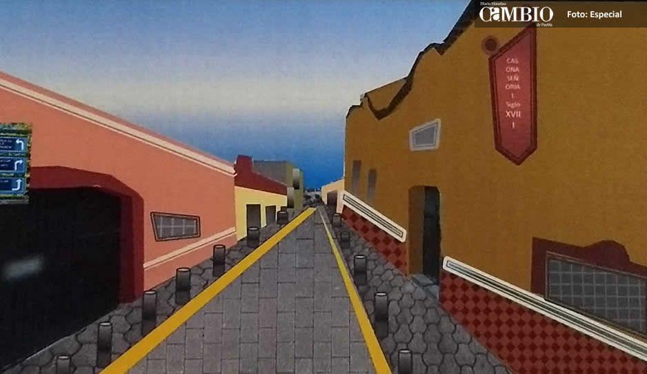 Atlixco rehabilitará la imagen urbana de su Centro Histórico