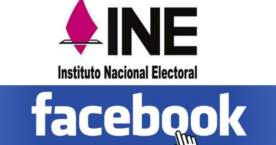 Estos son los cambios que verás en Facebook tras acuerdo con el INE