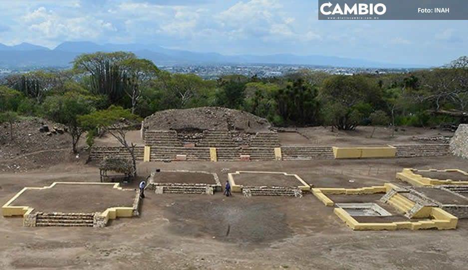 Arqueólogos descubren templo a dios prehispánico en Puebla