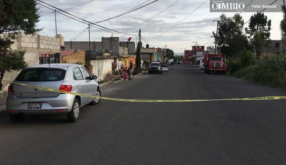 Se desata balacera en la colonia Lomas de San Miguel: No hay heridos