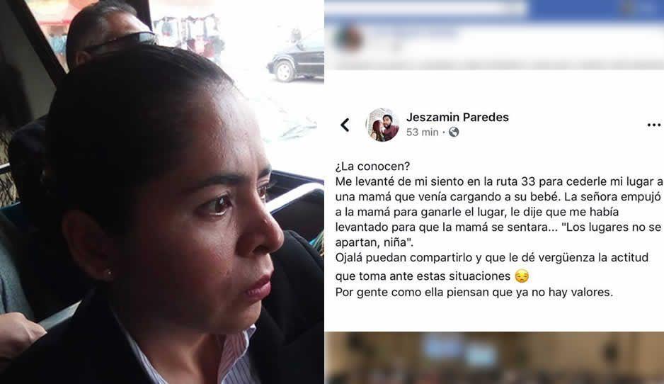 #CosasDeLaVida: Jugadora de americano narra anécdota de una abusiva en la ruta 33