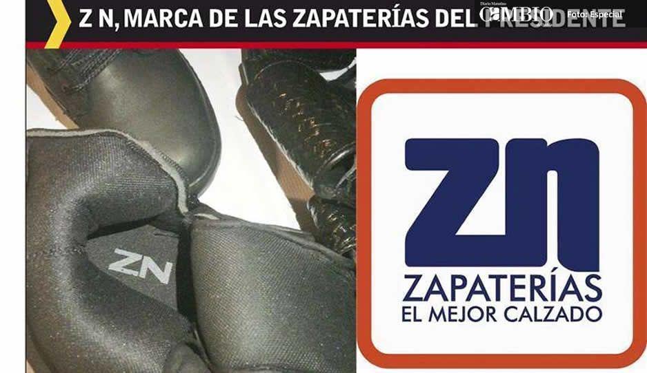 Regidor de Texmelucan exige que se investigue el caso de las botas con logo de zapatería del edil
