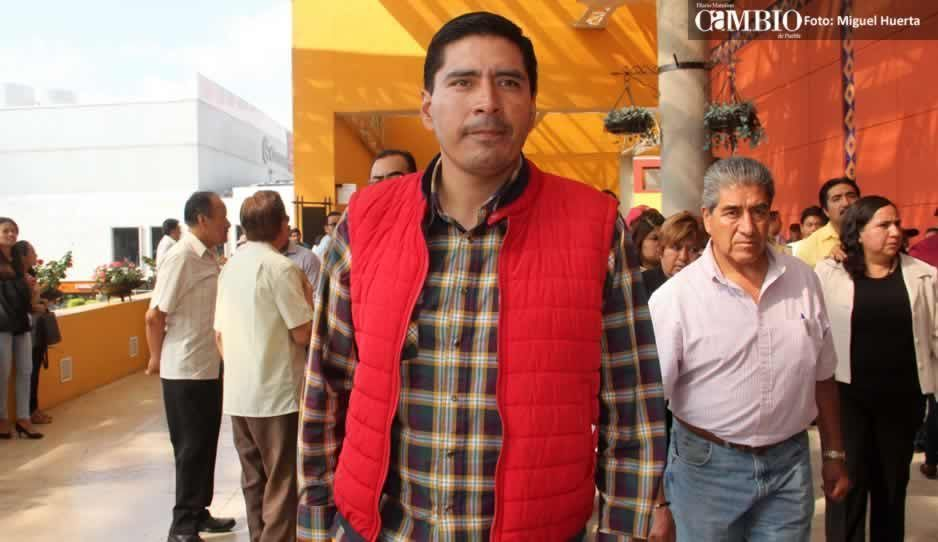 Pese a destape en Morena, edil de Huejotzingo no ha definido por cuál partido se postulará