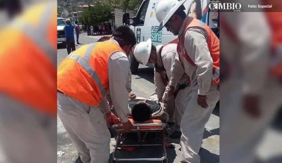De una descarga eléctrica muere trabajador de CFE en Atlixco