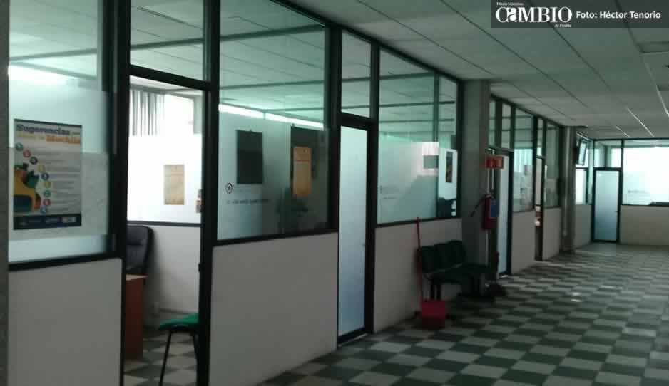 Ayto de Texmelucan luce vacío: funcionarios no fueron a trabajar por temor a más detenciones