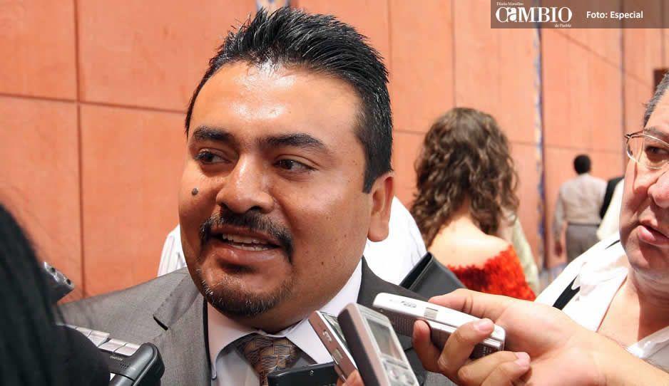 Eleazar Pérez es el candidato de Morena para la presidencia municipal de Atlixco