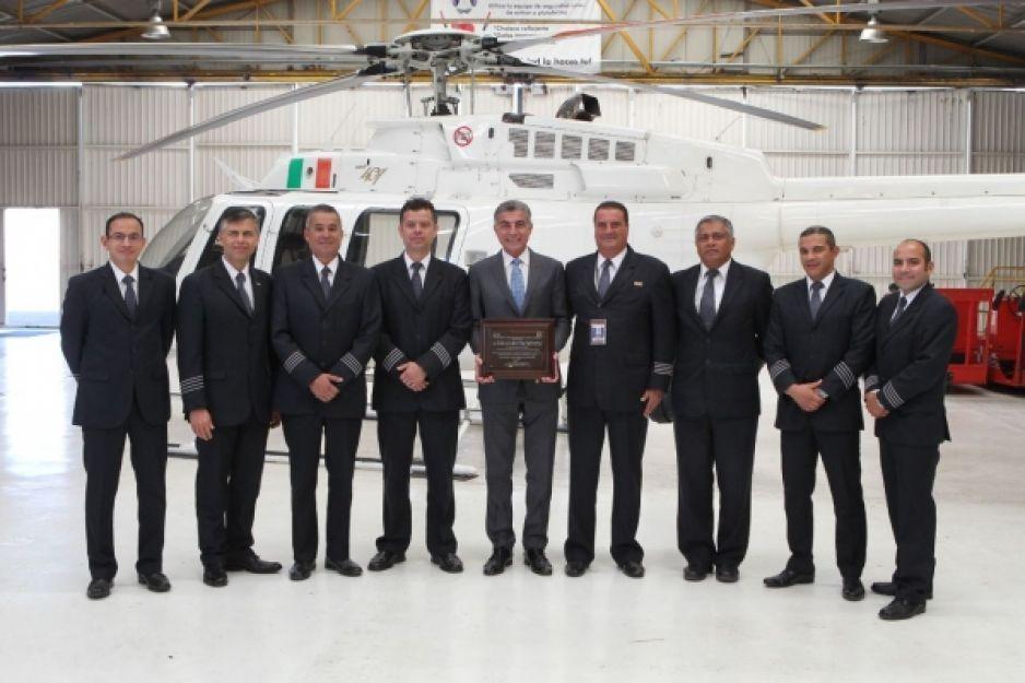 Puebla obtiene certificación del Sistema de Gestión de la Seguridad Operacional Aérea